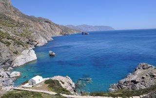 Agia Anna strand Amorgos