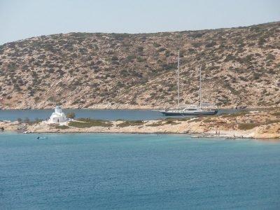 Agios Panteleimon Beach Katapola Amorgos