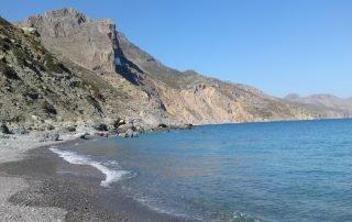 Kambi beach Amorgos