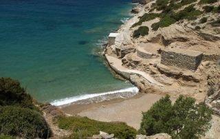 Paradisa strand Amorgos