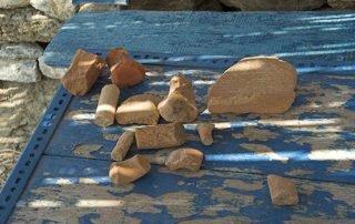 Antika Minoa - Keramik