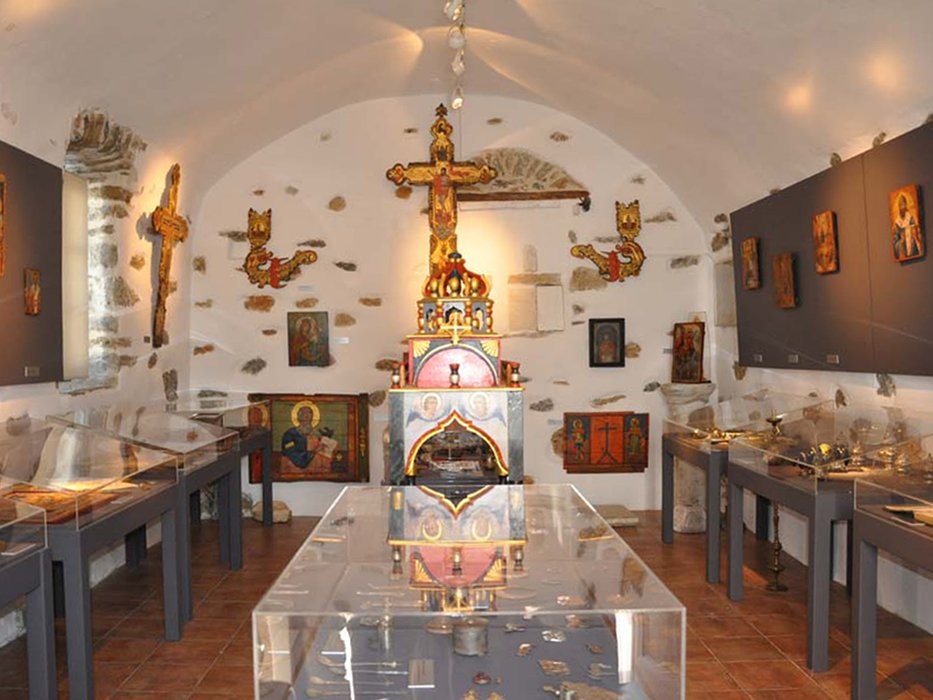 Ecclesiastical Museum of Agion Anargiron