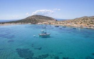 Kalotaritissa strand Amorgos