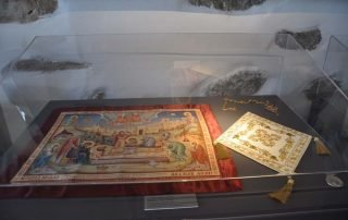 Ecclesiastical Museum - Agion Anargiron Tholaria