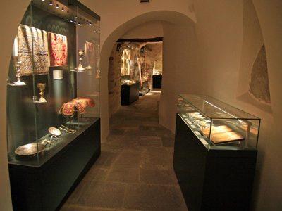 Ecclesiastical Museum - Monastery of Hozoviotissa