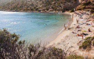 Maltezi strand Katapola Amorgos