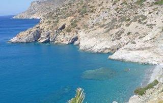 Mouros beach Amorgos