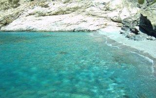 Mouros strand Amorgos