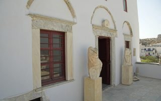 The Archaeologica Museum - Entrance