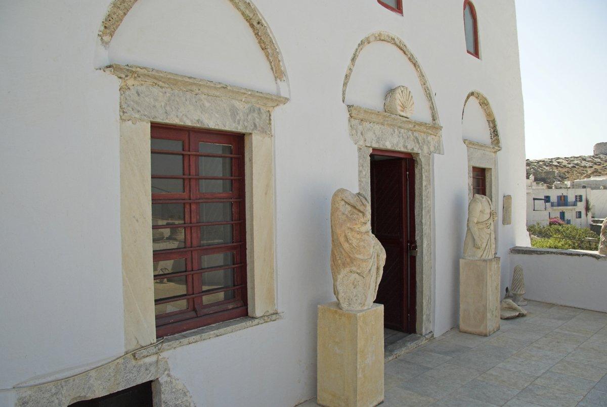 Arkeologiska museet Amorgos