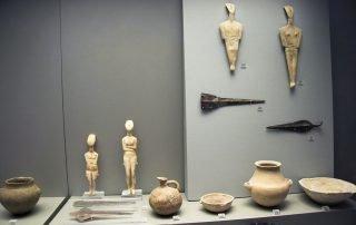 Det arkeologiska museet Amorgos