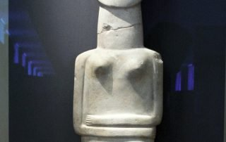 The Archaeologica Museum - Idol