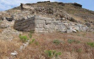 Vandringsled 3. Itonia - Antika Minoa