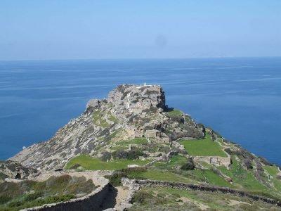 Walking path 3. Itonia - Ancient Arkesini Amorgos