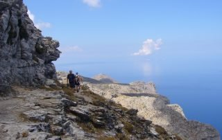 Walking path 5. Pan - In between Theologos and Stavros