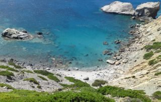 Amorgos Ammoudi Beach
