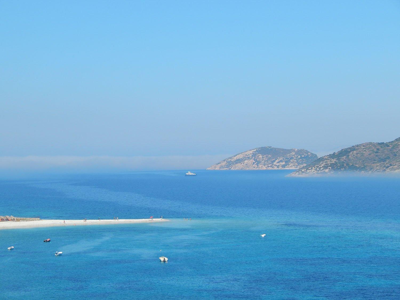 Agios Pavlos Strand