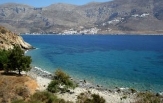 Chochlakas Beach Amorgos