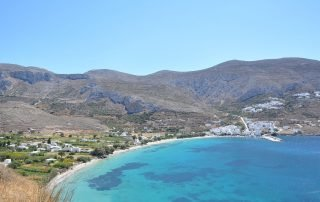 Aegiali Strand Amorgos