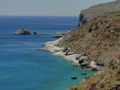 Chalara Beach Amorgos