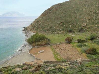 Chochlakas Beach Amorgos