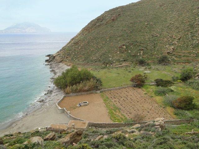 Chochlakas Strand Amorgos