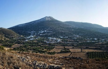 Kato Meria Agricultural Landscape - Nature and Geography Amorgos