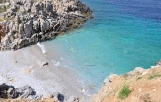 Limenari Beach Amorgos