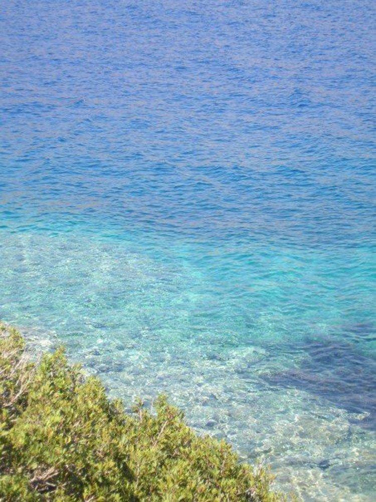 Tripiti Beach on Amorgos