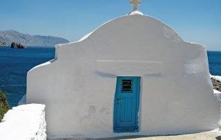 Agia Anna Kapell Amorgos