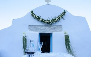 Agia Anna Chapel Wedding Amorgos