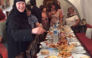 Agios Georgios Valsamitis Amorgos Celebration