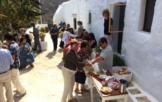 Agios Georgios Valsamitis Amorgos Celebration