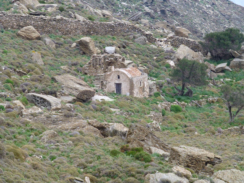 Agios Ioannis Chrysostomos on Amorgos
