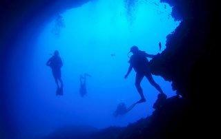 Dykning Amorgos