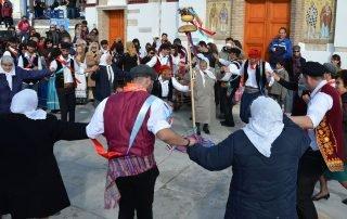 Festival of Kapetanios Tholaria Amorgos