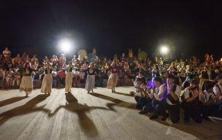 Festival of Xerotigana Aegiali Amorgos