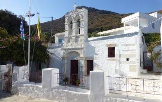 Katapoliani church Katapola Amorgos