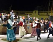 Psimeni Raki Festivalen i Katapola Amorgos