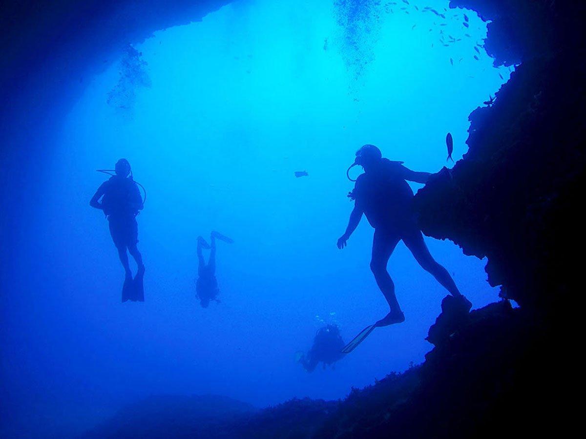 Scuba Diving Amorgos