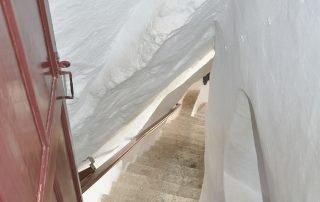 Klostret Hozoviotissa Amorgos