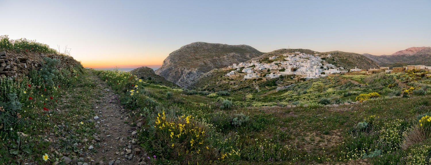 Tholaria Aegiali on Amorgos