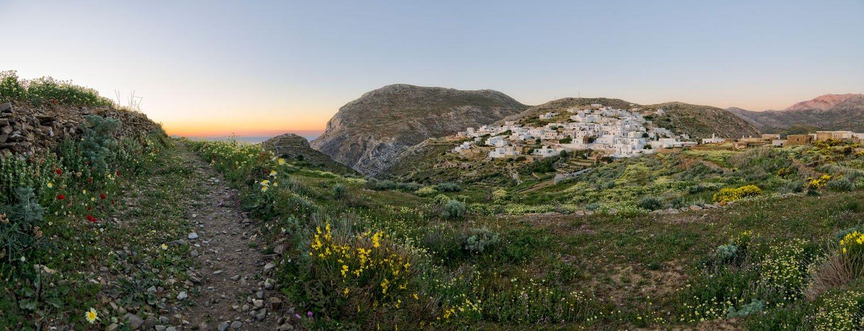 Tholaria Aegiali på Amorgos