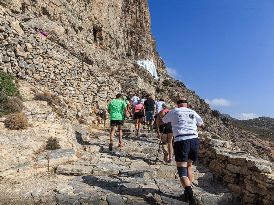 Amorgos Trail Challenge Running Race