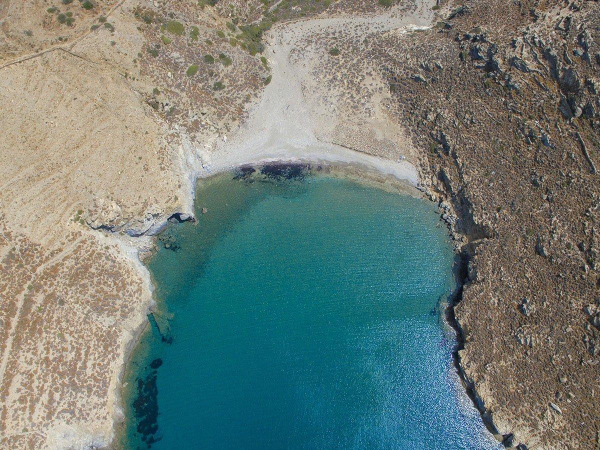 Agioi Saranda strand