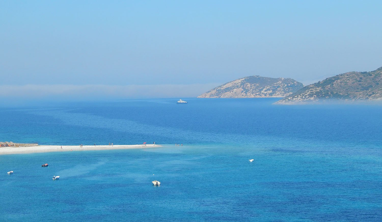 4 Seasons Amorgos Summer time