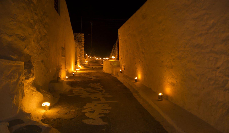 Easter Amorgos Cyclades Greece