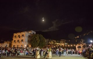 Festivalen Xerotigana Aegiali Amorgos