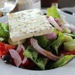 Greek Salad Amorgos