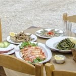 Grekisk matbord